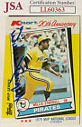 Willie Stargell Cards, Rookie Card and Autographed Memorabilia Guide 47