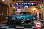1967 Chevrolet Camaro SS 427 Pro Touring Restomod 1968 1969 Chevy RS SS Z28 327 350 Small Block ProTouring Fuel Injected 5 Speed