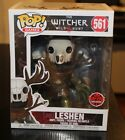Funko Pop The Witcher Wild Hunt III Leshen 561 EB Games Exclusive w Protector