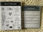 Stampin Up Retired Stamp Set Beauty Abounds and Butterfly Beauty Dies
