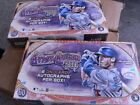 2021 Topps Gypsy Queen HOBBY Baseball 2 Box lot - 2 factory sealed boxes