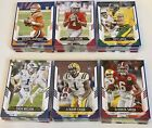 2021 SCORE FOOTBALL MASTER RETAIL SET 1 400  ALL 6 INSERT SETS 500 CARDS TOTAL
