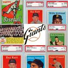 1958 Topps Football Cards 22
