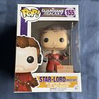 Funko Pop! Star-Lord #155 Marvel Guardians Of the Galaxy Box Lunch Exclusive