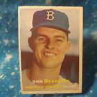 Don Drysdale Cards and Autographed Memorabilia Guide 4