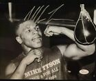 Mike Tyson Signs Autograph, Card and Memorabilia Deal with Upper Deck 20
