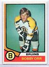Bobby Orr Cards, Rookie Cards and Autographed Memorabilia Guide 13