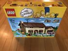 MINT CONDITION NEW SEALED 2014 LEGO THE SIMPSONS HOUSE 71006 RETIRED RARE
