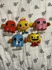 Funko POP! - Games: PACMAN -and Ghosts Lot Of 5 Me Pacman Pinky
