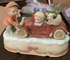 Atwell Memories of Yesterday Music Box 524751 Got To Get Home For The Holidays