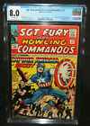 2013 Rittenhouse Sgt. Fury 50th Anniversary Trading Cards 8