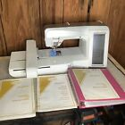 Baby Lock Ellegante Sewing Embroidery Machine Just Serviced Case  Accessories