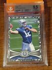 Andrew Luck Signs Deal with Upper Deck, Revealed as Trade UD Mystery Redemption 12