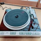 Denon DP 47F Direct Drive Fully Automatic Turntable For Parts