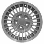 OEM Reman 14x55 Alloy Wheel Light Sparkle Silver Pntd with Machined Face 70149