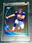 Tim Tebow Autographs Added to 2011 Topps Precision Football 9