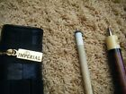 JP USA CUSTOM PECHAUER 20 OZ POOL CUE WITH Imperial CASE