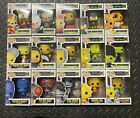 Treehouse of Horror Funko Pop LOT OF 15 (Exclusives included!)
