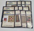 Thimbleberries Village Green 12 Month Quilt Pattern Block Of The Month Lynette J