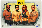 2018 Topps UFC Museum Collection Factory Sealed Hobby Box *2 Autos, Adesanya RC*