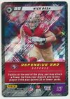 2021 Panini NFL Five Trading Card Game TCG Football Cards - Checklist Added 34