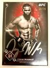 2017 Topps UFC Museum Collection MMA Cards 57