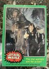 1977 Topps Star Wars Card Complete 66 Card Set Green Series 4