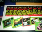 1986 Topps Little Shop Of Horrors Trading Cards 19 Wax Packs+ stickers + box