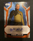 2021 Topps Star Wars Bounty Hunters Trading Cards 31