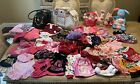 LOT DOG CLOTHES XS SMALLJUICY COUTURE LEATHER CARRIER ALL EXCELLENT