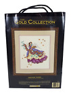 Dimensions Gold Collection Harvest Angel Counted Cross Stitch Kit 3791 NIP