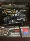 JIMMIE JOHNSON 2013 TEXAS WIN LOWES 1 24
