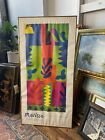 Matisse vintage The Cut outs exhibition poster National Gallery of Art 1997