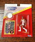 1991 SPUD WEBB Starting Lineup Figure Hawks with Collector Coin & Card  MINT