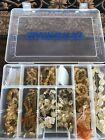 Lot of 12 Citrine Strands Assorted Shapes and Sizes for Jewelry Making