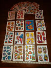 2400 Total Sheets Scratch And Sniff Iron Ables Iron On Stickers Patches Mark 1