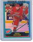 Pavel Datsyuk Cards, Rookie Cards and Autographed Memorabilia Guide 7