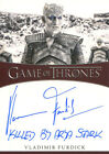 2012 Rittenhouse Game of Thrones Season One Trading Cards 23