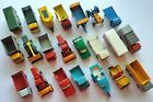 Vintage Matchbox Lesney 22 Piece Lot Exceptional Condition All tires there