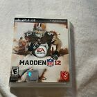 Madden 12 Hall of Fame Edition Swag Includes Autographed Marshall Faulk Card 6