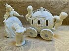 """Dept 56 Snowbabies Guest Collection """"Have A Ball"""" Cinderella Set of 3 Limited Ed"""