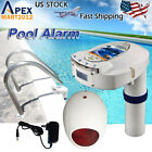 In Ground Swimming Pool Alarm System Children Pets Safety Sensor Drowning Alert