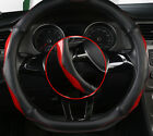 Car Steering Wheel Cover Type D Non slip 38cm Car styling Interiors Accessories