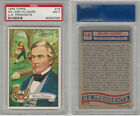 1956 Topps US Presidents Trading Cards 43