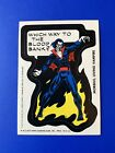 1975 Topps Comic Book Heroes Stickers 5