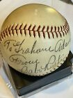 Babe Ruth Autographed Baseball Signed PSA Authentic Ball 6.0 American League