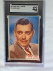 1953 Topps Who-z-at Star Trading Cards 41