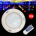 15M AC12V 18W LED RGB Underwater Swimming Pool Lights Wall Mounted + Controller