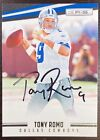 Tony Romo Football Cards, Rookie Cards and Autographed Memorabilia Guide 19