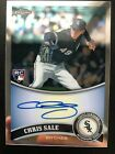 Chris Sale Rookie Cards and Prospect Card Guide 20